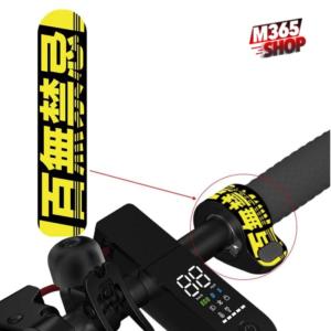 Sticker pour accélérateur Xiaomi M365 / PRO /Essential / 1S